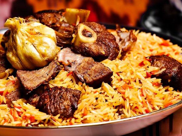 Настоящий узбекский плов рецепт с фото. Узбекская кухня