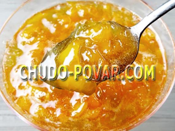Варенье из дыни рецепт с фото