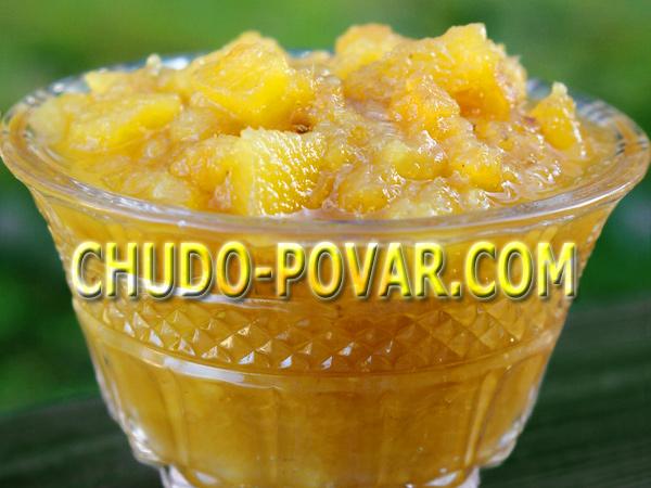 Варенье из груш на зиму рецепт с фото
