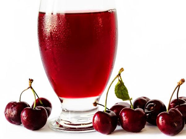 Вино из вишни рецепт с фото