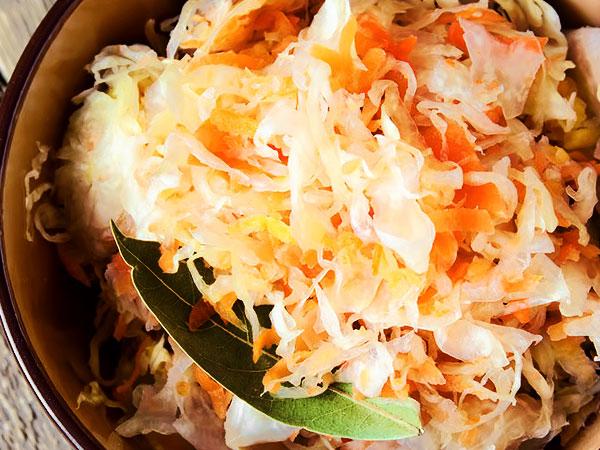 Маринад для капусты классический рецепт с фото