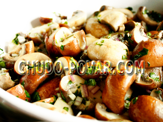 заготовка грибов на зиму рецепты с фото