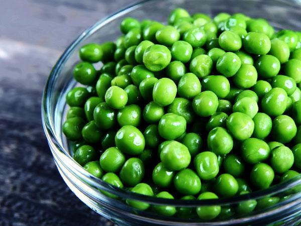Зелёный горошек консервированный: рецепт с фото