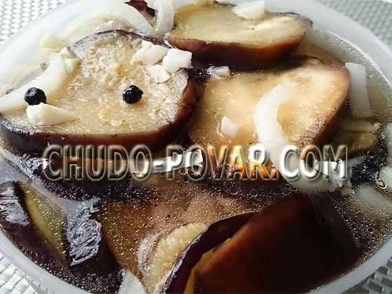 баклажаны как грибы рецепт с фото