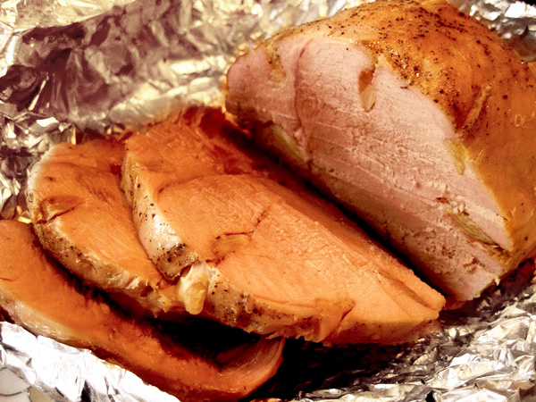 Буженина из курицы в домашних условиях фото рецепт