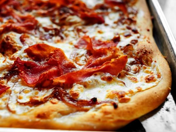 быстрая пицца пошаговый рецепт с фото