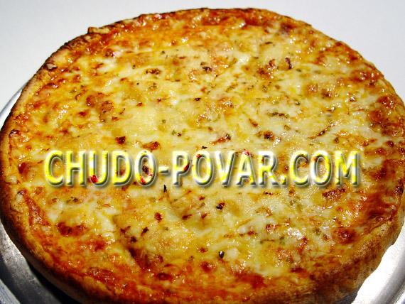 приготовление тесто для пиццы на скорую руку рецепт с фото