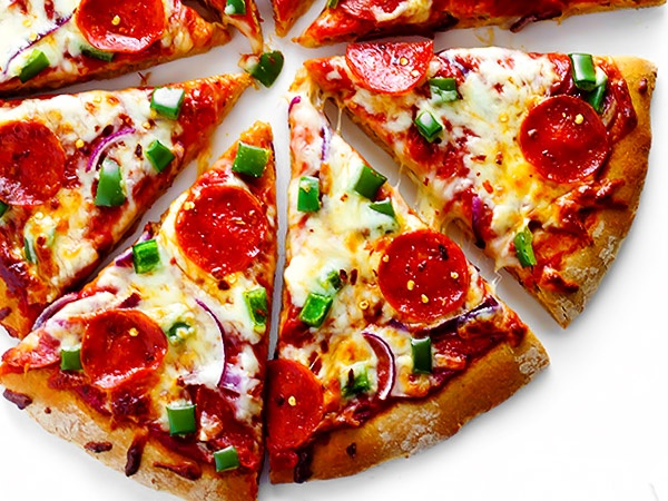 быстрое и вкусное тесто на майонезе для пиццы