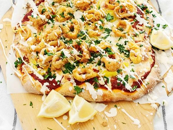 тесто дрожжевое быстрое для пиццы