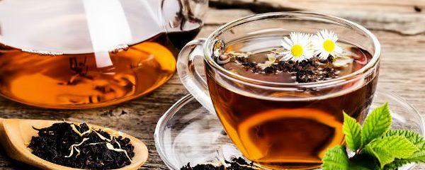 Чёрный чай: польза и вред для организма