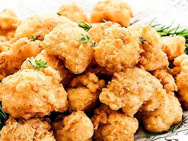 рецепт цветной капусты в кляре с фото в духовке