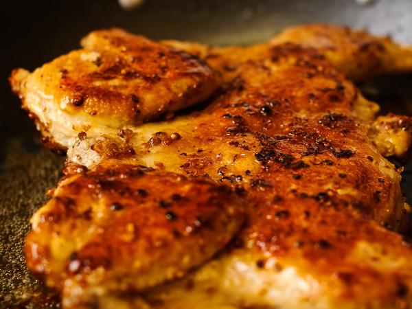 Цыплята табака в домашних условиях рецепт