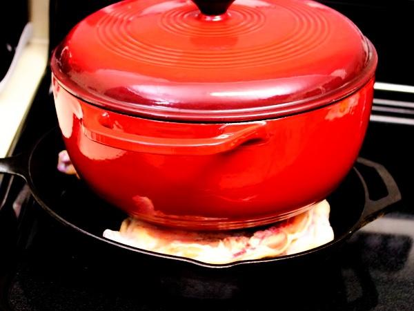 фото приготовления цыплёнок табака в духовке рецепт шаг 4