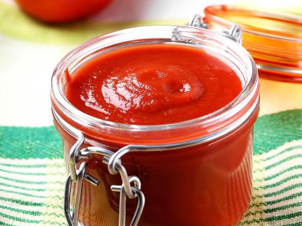 Соус с томатной пастой для макарон