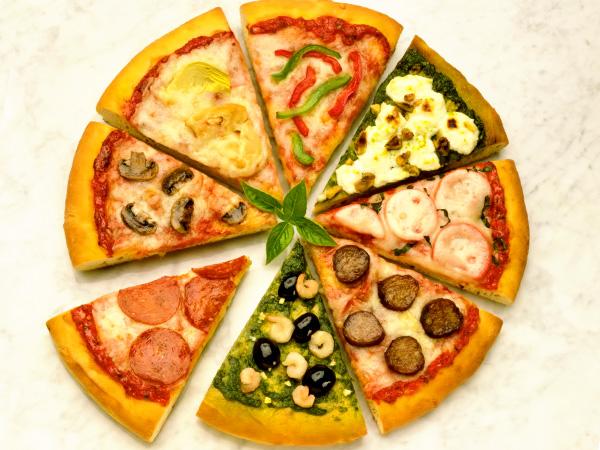 вкусное тесто для тонкой пиццы рецепт