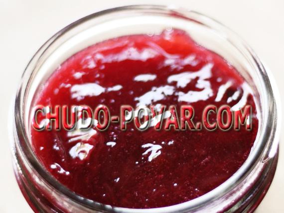 джем из вишни фото рецепт