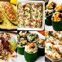 Рецепты фаршированных кабачков