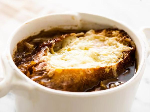 классический луковый суп по-французски рецепты