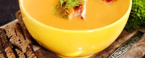 суп с горохом и картошкой рецепт с фото в