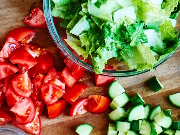 ингредиенты на классический греческий салат