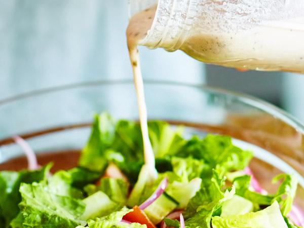 Как сделать листья салата