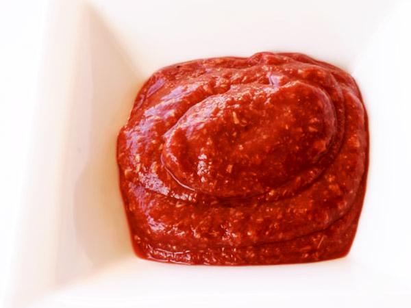 фото приготовления рецепт хреновины с помидорами на зиму