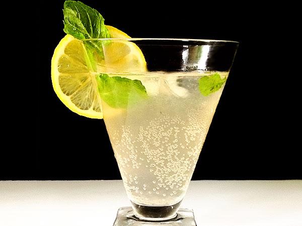 безалкогольный имбирный эль рецепт