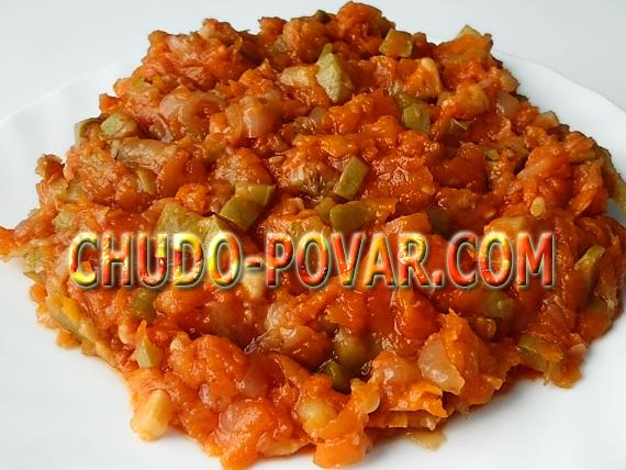 салат курица грибы помидоры рецепт #7