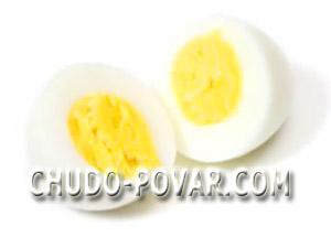 как варить яйца в крутую