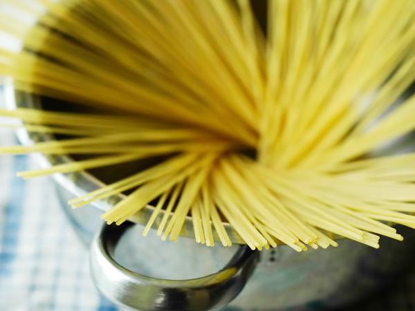 как варить спагетти рецепт с фото