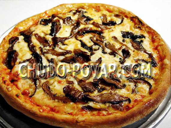 как приготовить пиццу, пицца рецепт с фото