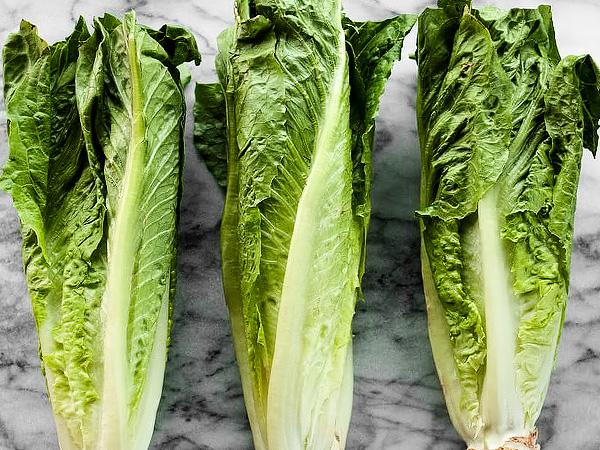 Как выглядит салат ромэн
