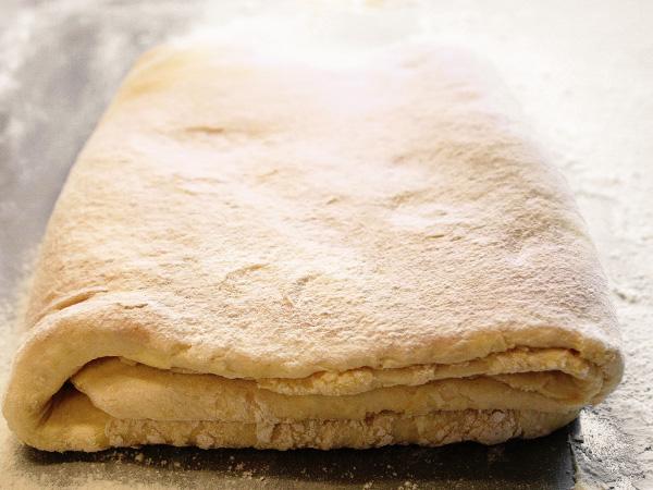 Как приготовить слоёное тесто своими руками
