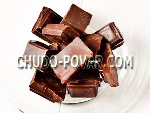 Как растопить шоколад, чтобы он был жидким - рецепты
