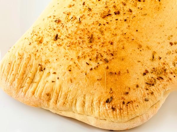 фото закрытая пицца кальцоне