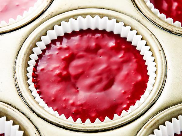 капкейки красный бархат рецепт с фото