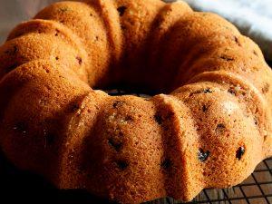 Пышный кекс на кефире рецепт с пошагово в духовке