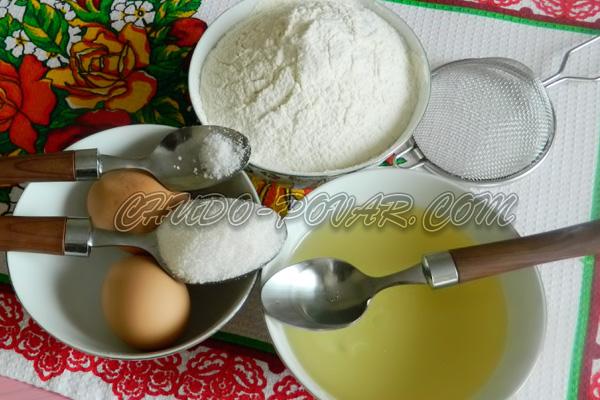 фото приготовления хворост рецепт классический шаг 1