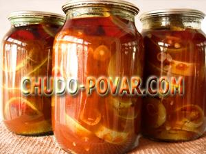 Заготовки из кабачков на зиму: пошаговые рецепты с фото