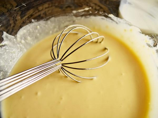 фото тесто для блинчиков на молоке