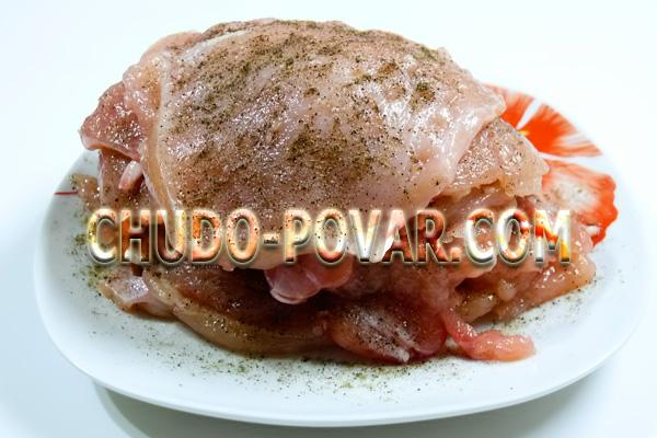 Как готовить куриные отбивные в кляре
