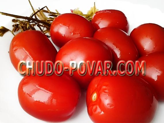 квашеные помидоры рецепт с фото