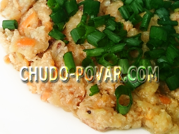 ленивые голубцы с фаршем и рисом рецепт с фото