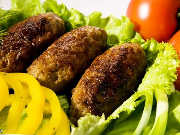как приготовить вкусно котлеты из свинины и говядины