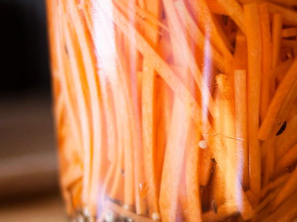 морковь по-корейски на зиму рецепт с фото