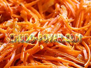 морковь по корейски рецепт