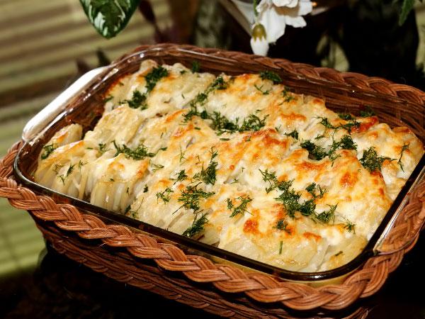 картошка в духовке в рукаве для запекания рецепт пошагово в