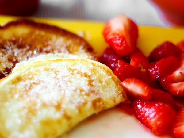 фото приготовления кефирные оладьи без яиц рецепт