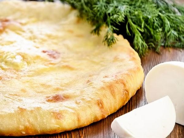 Рецепт осетинских пирогов с фото в домашних условиях