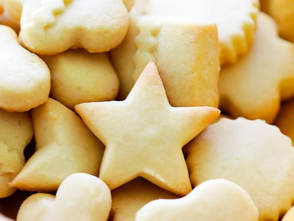 печенье на кефире рецепт с фото